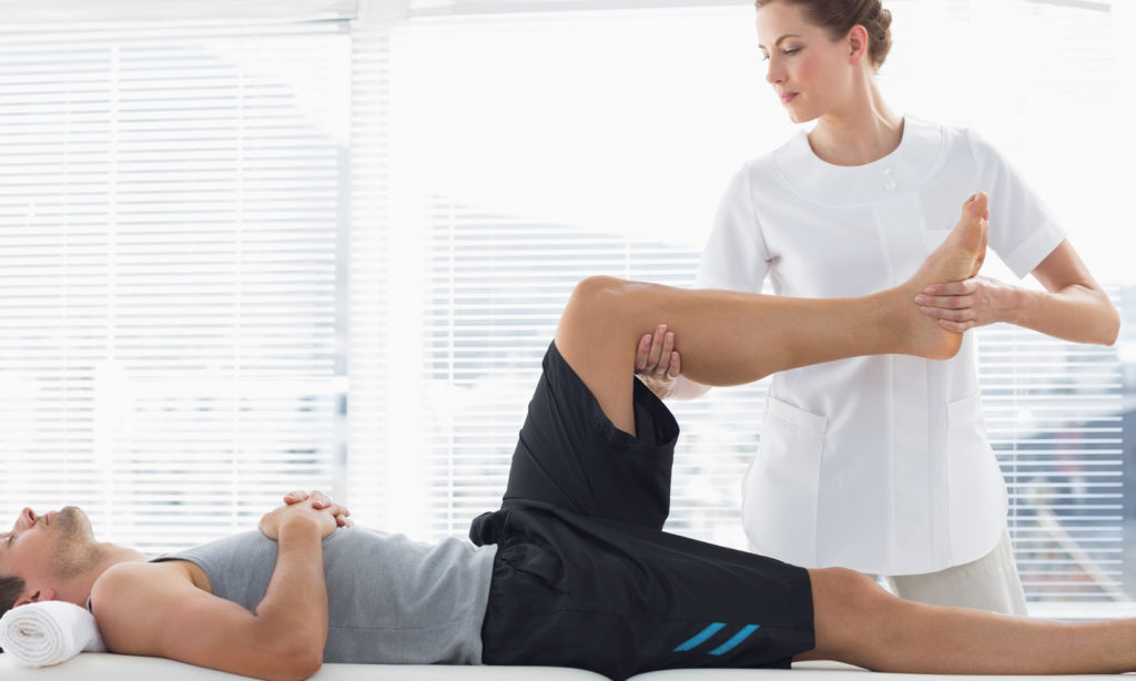 Physical Therapy at Serenity Now Spa